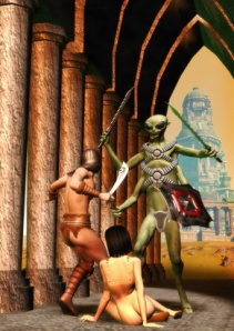 alien martian