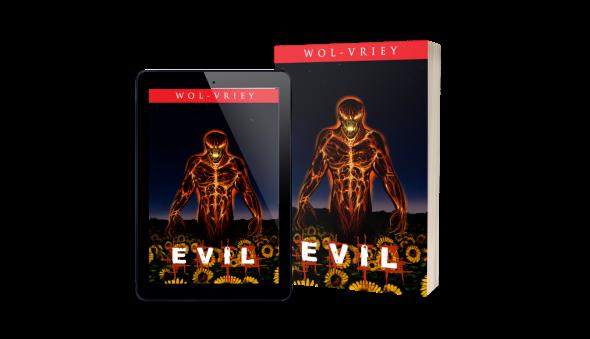 EVIL by Wol-vriey